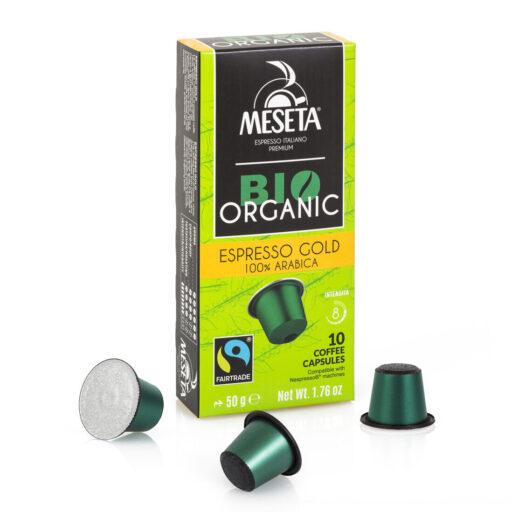 Meseta Bio Organic Espresso Gold