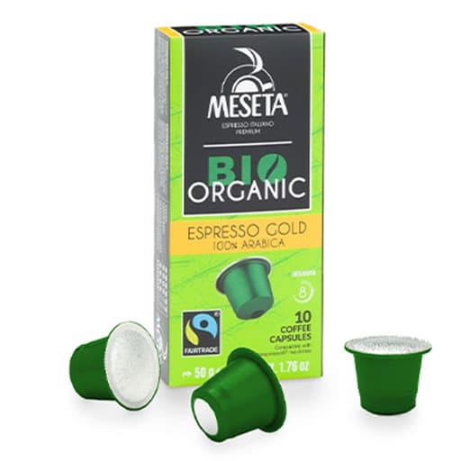 Bio Organic Espresso Gold 100% Arabica